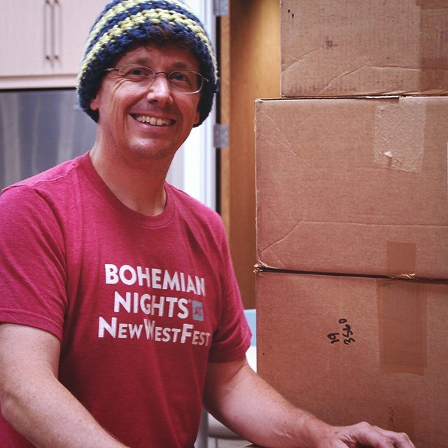 Volunteer Scott