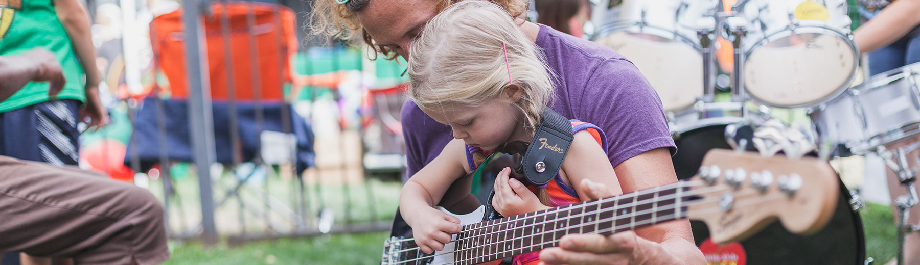 Kids Music Festival - Bohemian Nights at NewWestFest